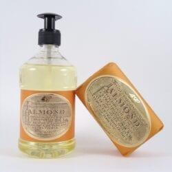 Sapone Liquido alla Mandorla ed Olio EVO- 500ml
