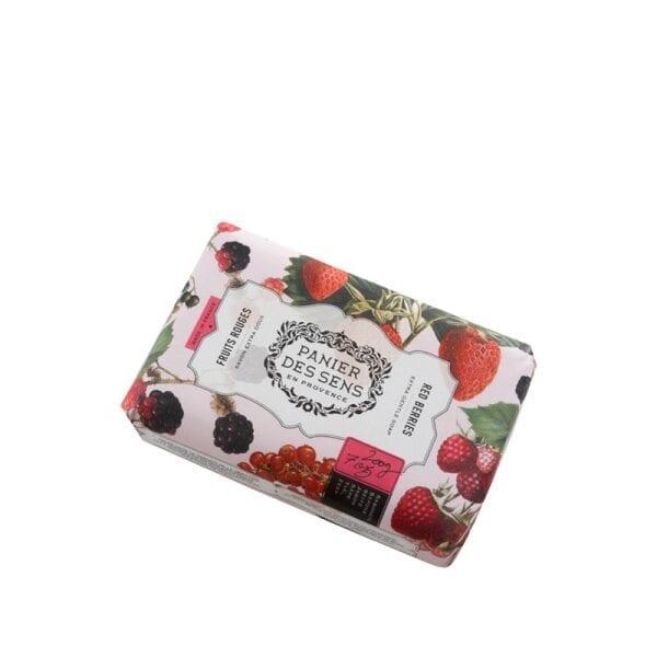 Saponetta ai Frutti Rossi – 200gr