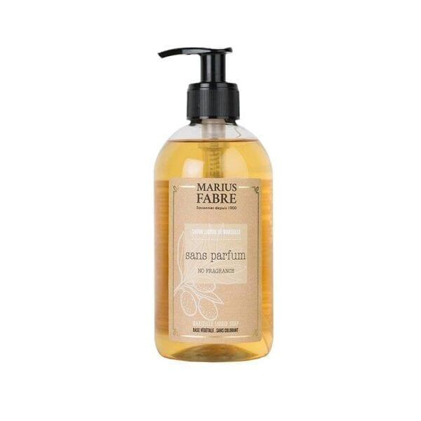 Sapone liquido senza profumo – Marius Fabre – 400ml