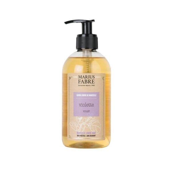 Sapone liquido alla Violetta – Marius Fabre – 400ml