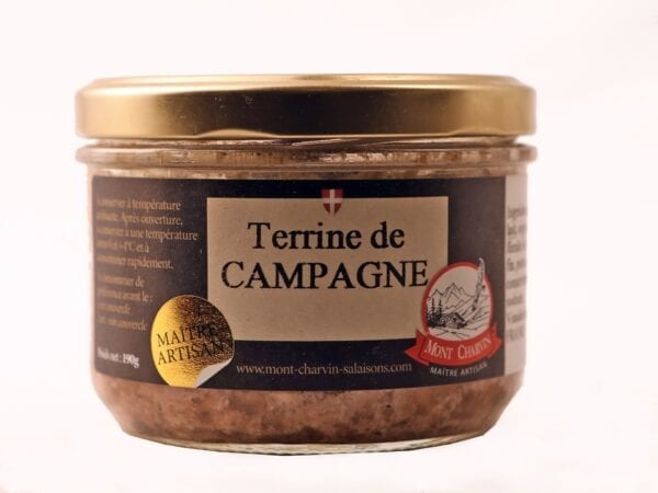Terrine de Campagne – 190gr