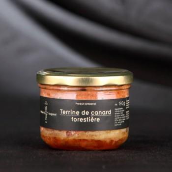 Terrine de Canard Forestière – 190gr