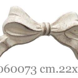 Fiocco di colore avorio – 22x11cm