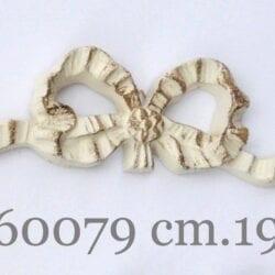 Fiocco di colore avorio – 19x6cm