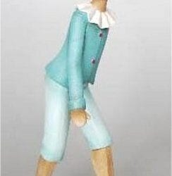 Pinocchio Turchese Marionetta