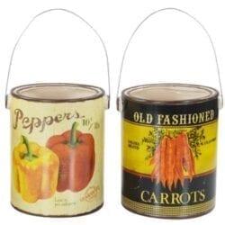Vaso ortaggi grande – Carote