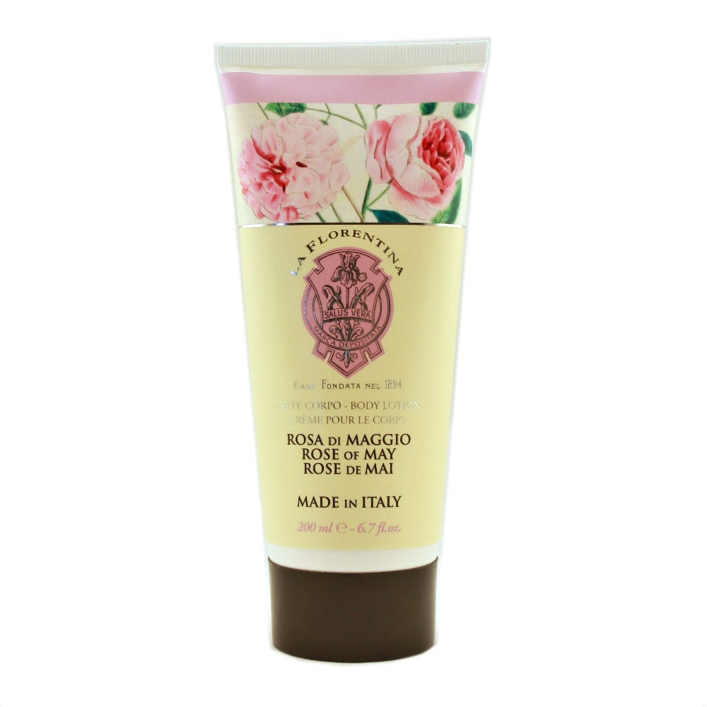 Latte corpo alla Rosa di Maggio – 200ml