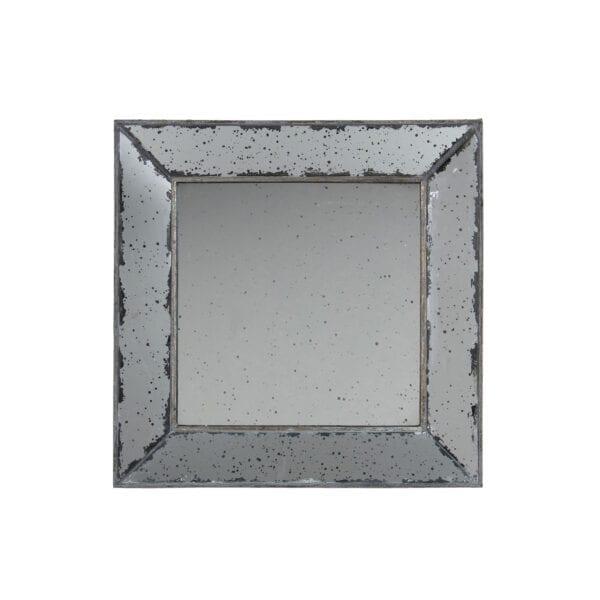 Specchio quadrato antico – grande