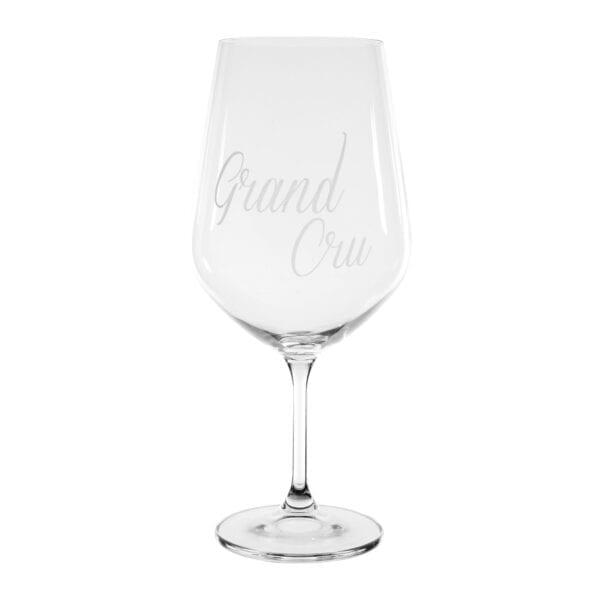 "Bicchiere da degustazione ""Grand Cru""- Cristallo"