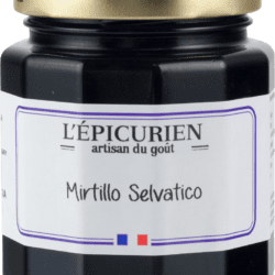 Confettura di mirtillo selvatico – 210g