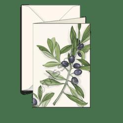 Biglietti auguri – Olive