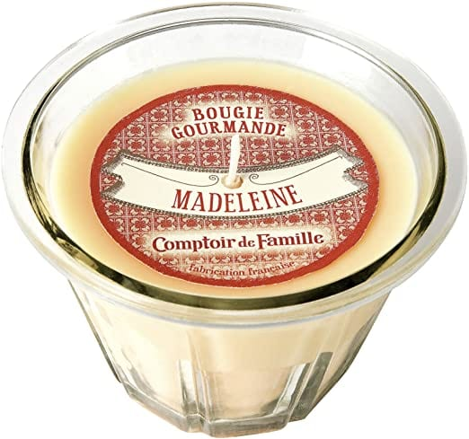 Candele Gourmet – Madeleine