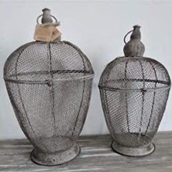 Gabbia in metallo chiusa – Piccola