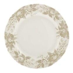 Piatto piano in ceramica – Splendor