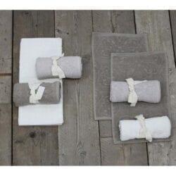 Asciugamano in cotone 500 gsm – Beige