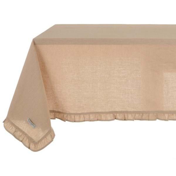 Tovaglia con galetta 150×300 – Lino