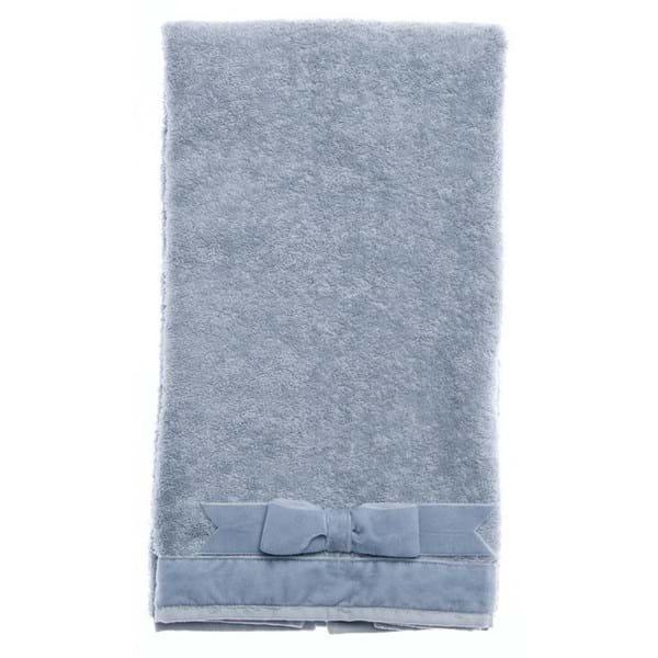 Coppia spugna in cotone – Azzurro