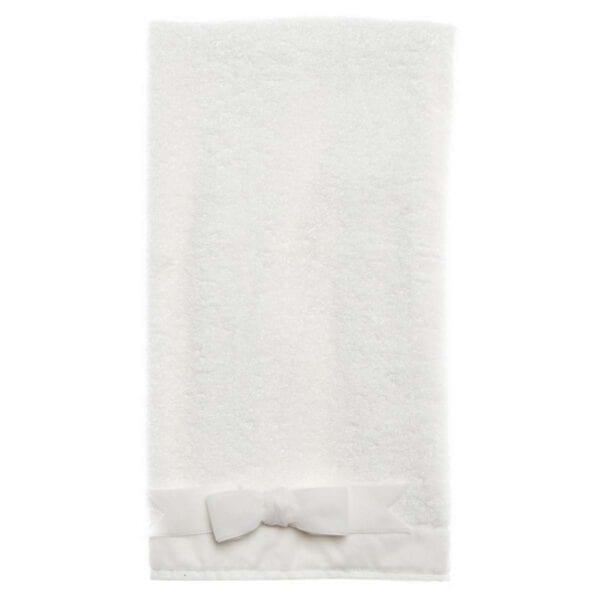 Coppia spugna in cotone – Bianco