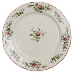 Sotto piatto in ceramica – Moss Rose