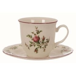 Tazza Thé in ceramica – Moss Rose