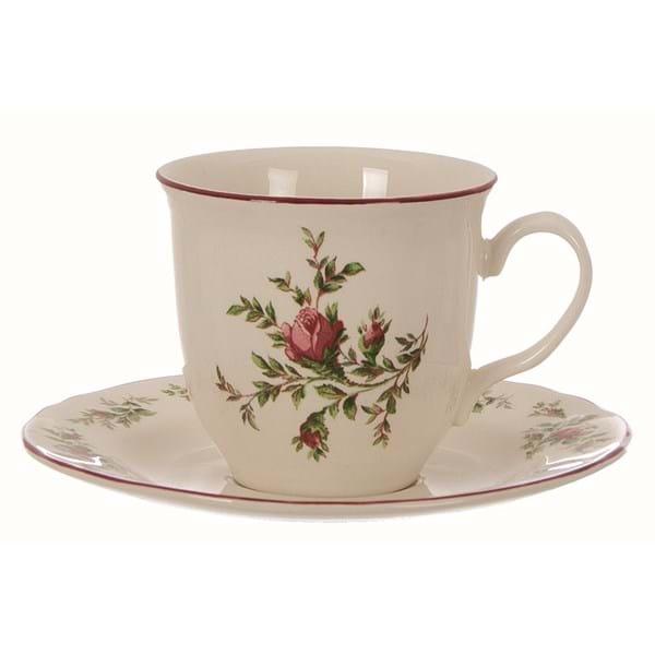 Tazza Thé in ceramica – Moss Rose