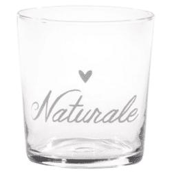 Bicchiere da Acqua – Naturale