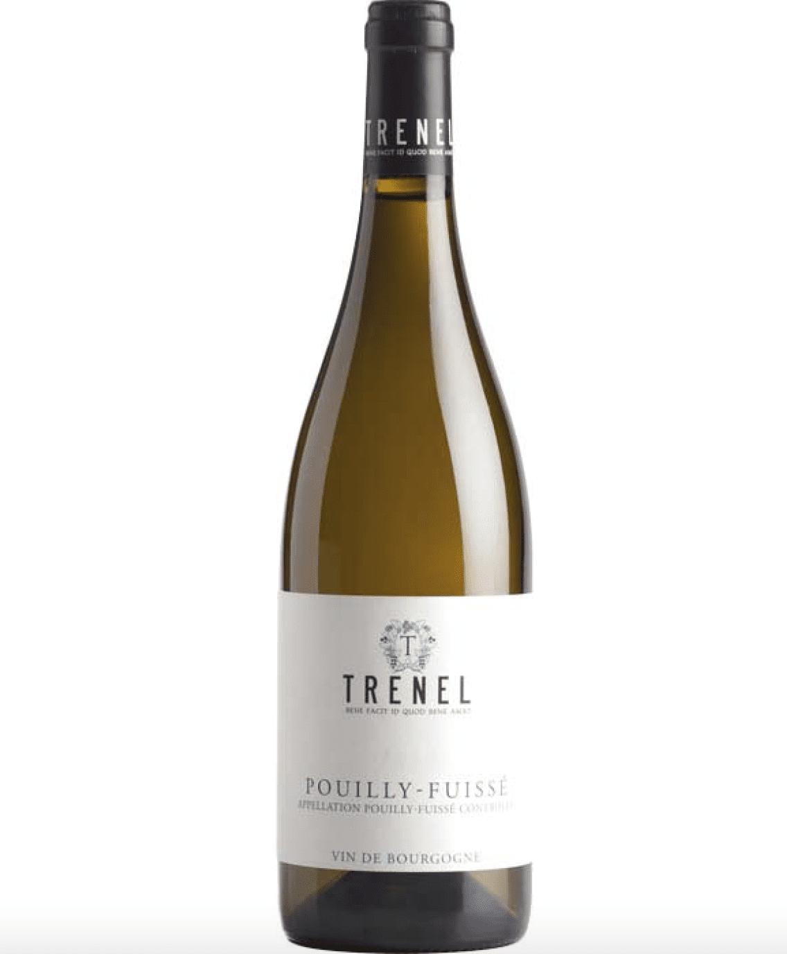 Pouilly-Fuissé blanc 2018-Trenel