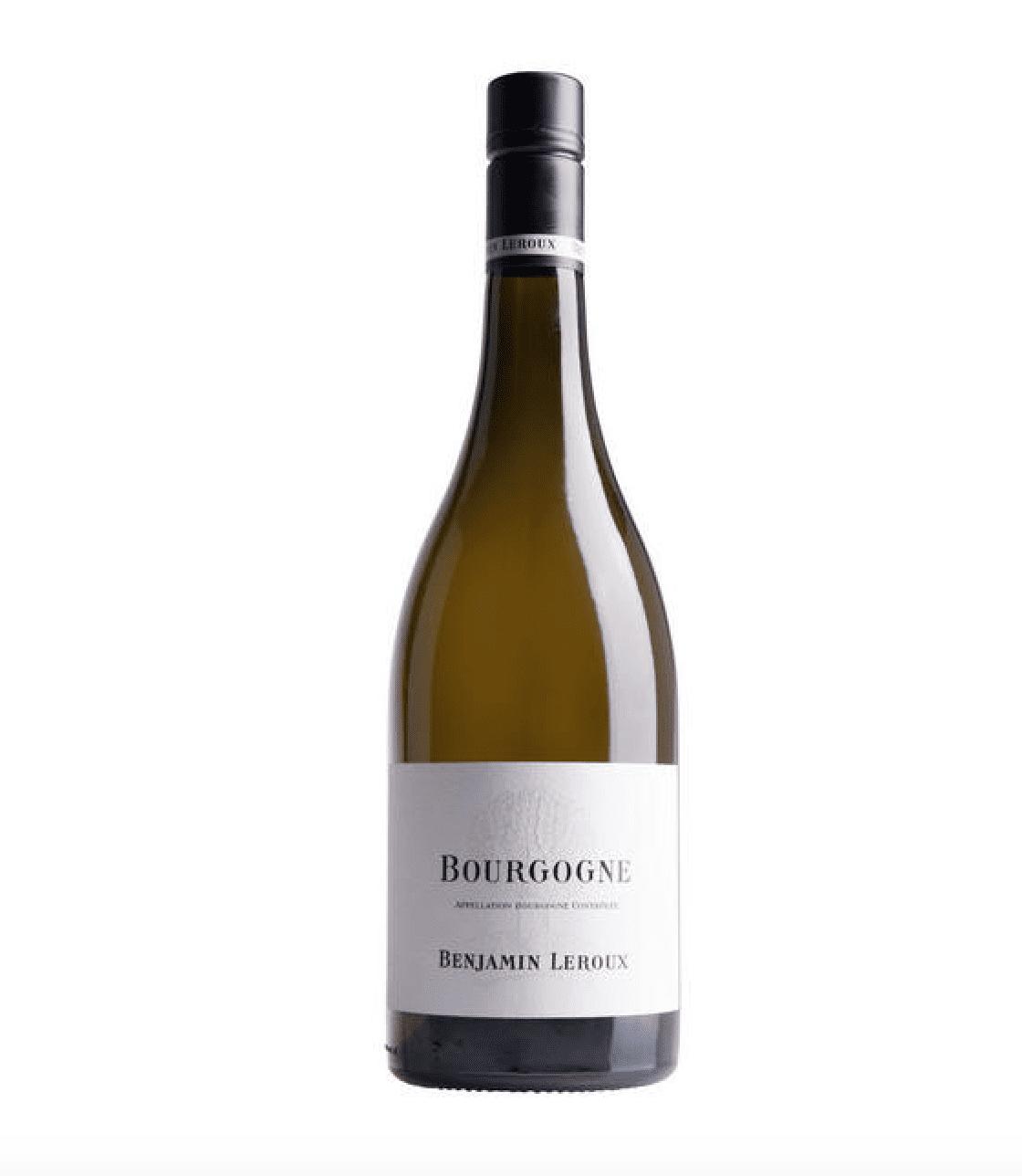 Bourgogne blanc 2017 – Benjamin Leroux