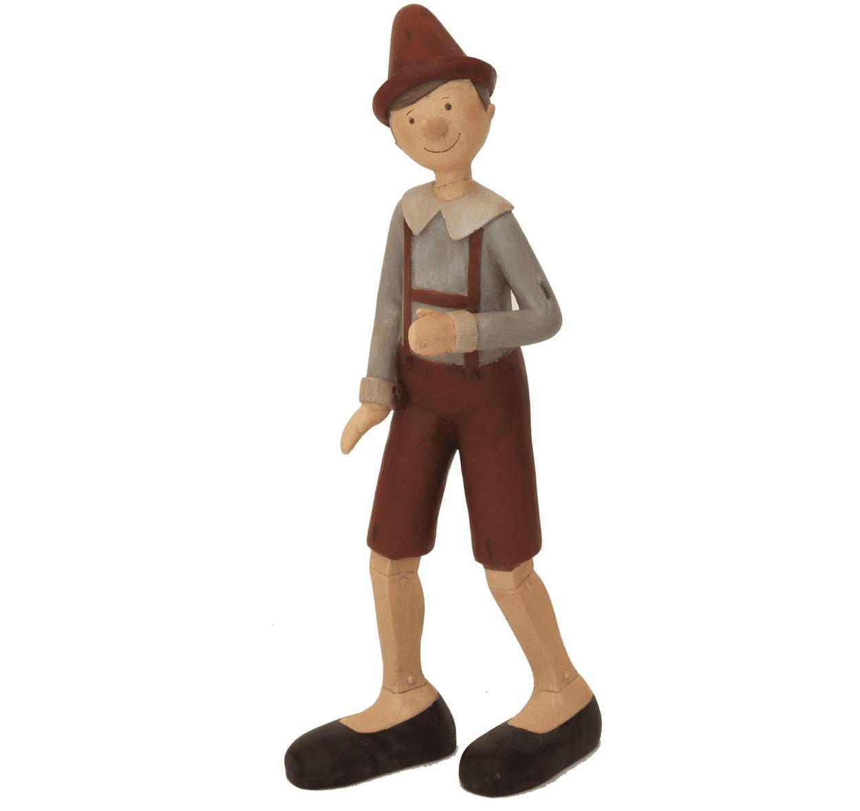Pinocchio Rosso Marionetta