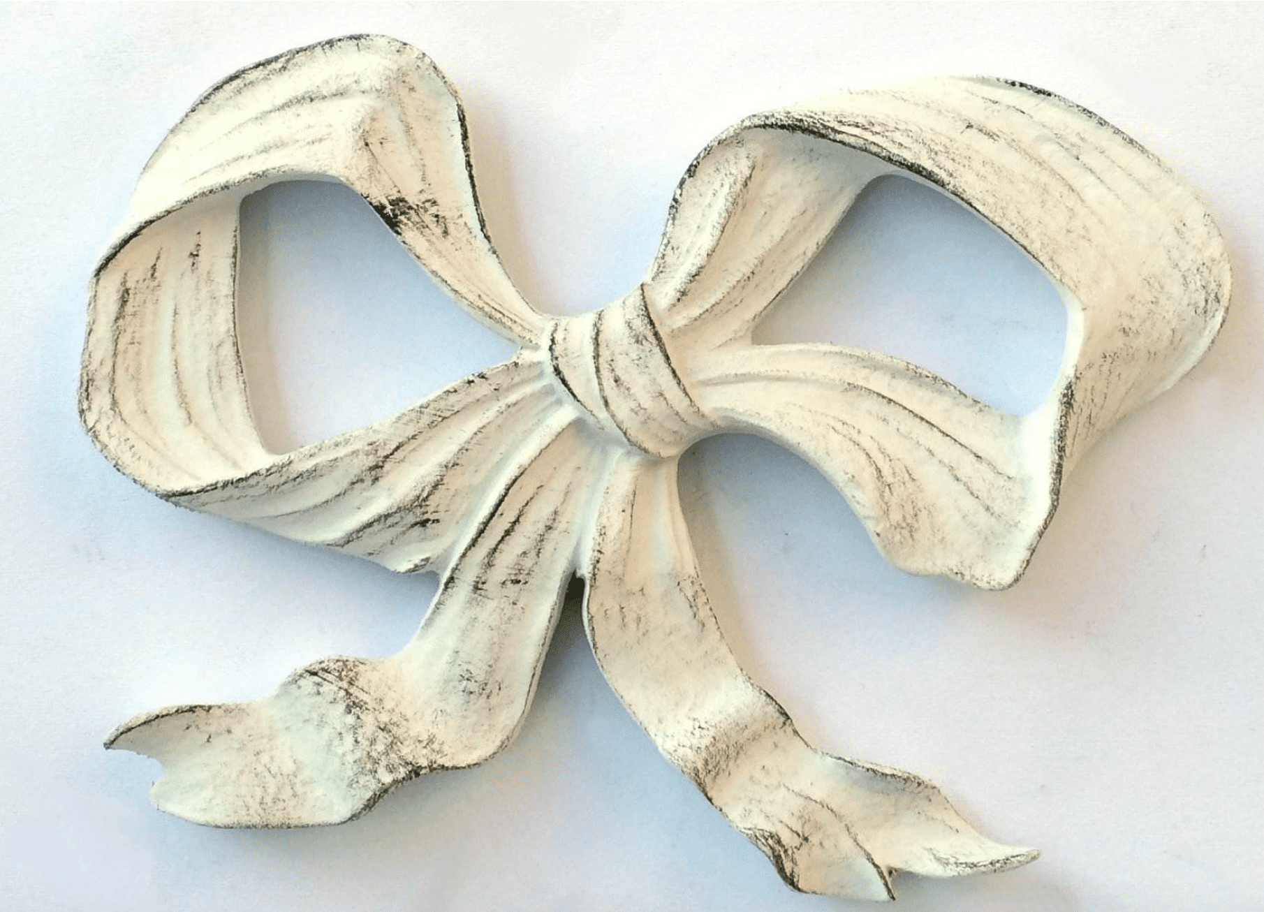 Fiocco di colore avorio – 26x19cm