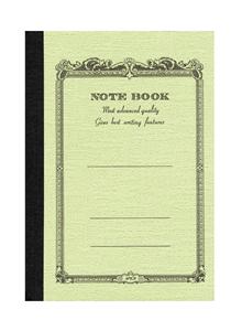 Notebook 14×12,4 – Verde antico
