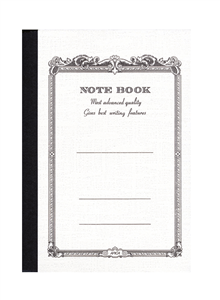 Notebook 14×12,4 – Bianco
