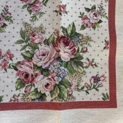 Tovaglia Gobelin 100×100 – Rose