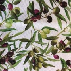 Tovaglia cotone 140×300 – Olive