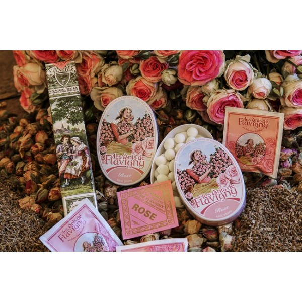 Scatola di Caramelle – Rosa