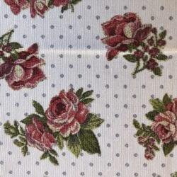 Tovaglia cotone 140×300 – Rose