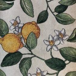 Tovaglia Gobelin 100×100 – Limoni