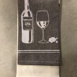 Canovaccio in cotone – Vino