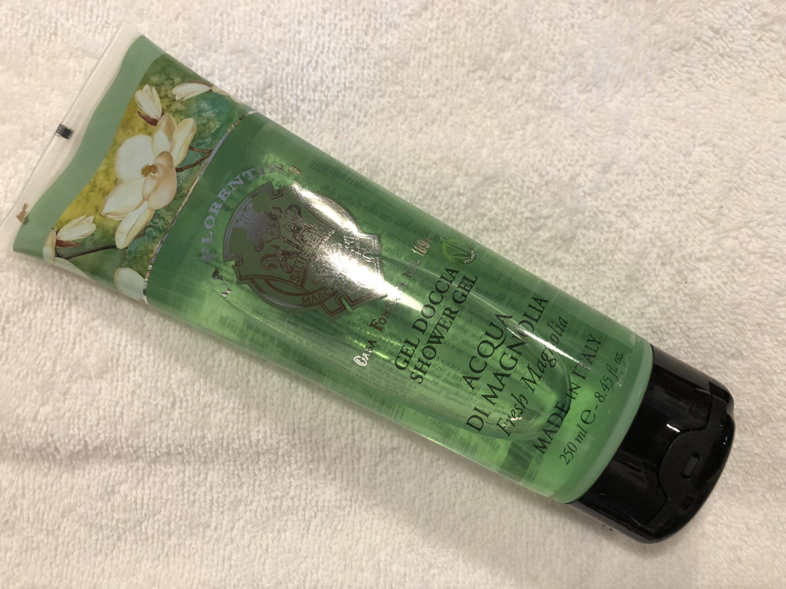 Gel doccia alla Magnolia – 250ml