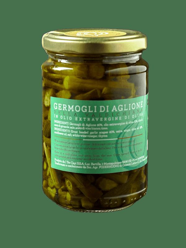 Germogli di aglione della Valdichiana –  280g