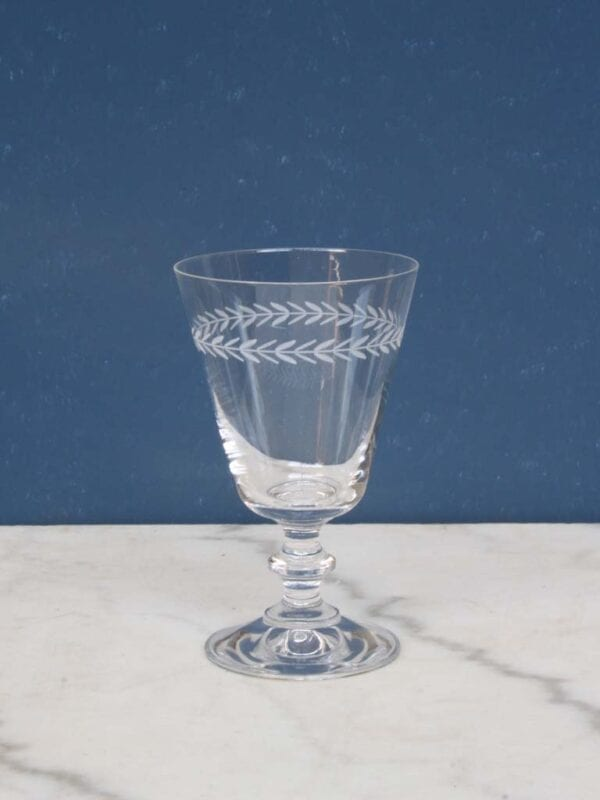 "Bicchiere per Vino ""Laurier"""