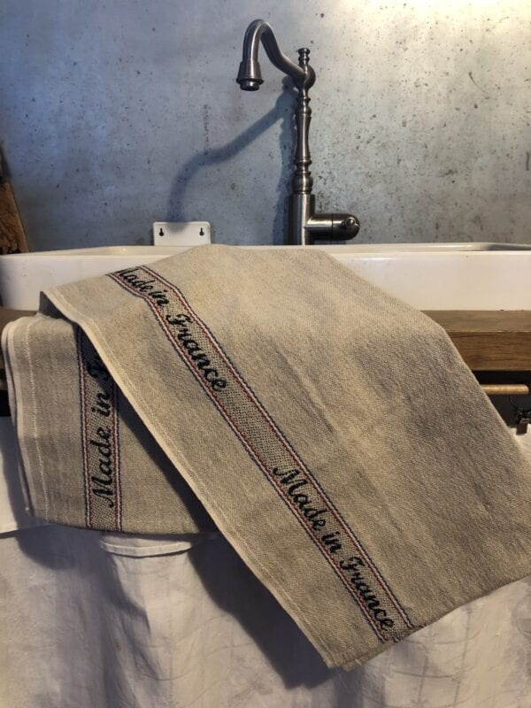 Canovaccio in lino – Made in France