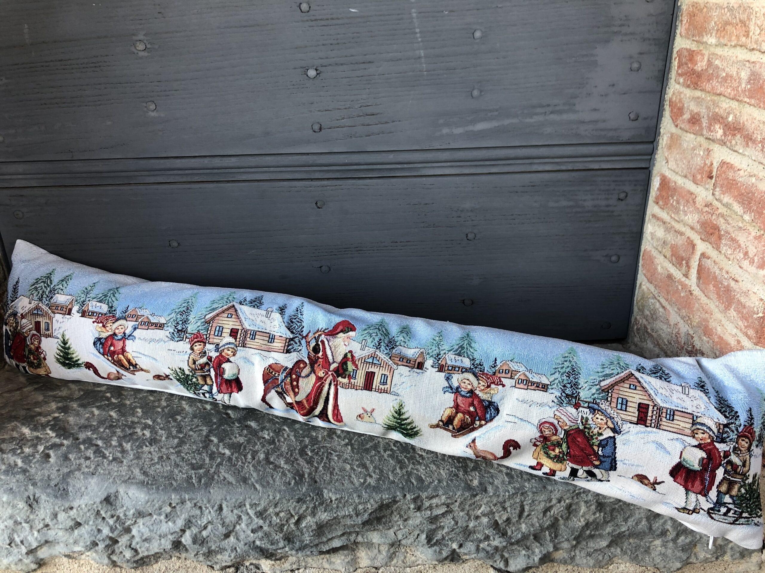 Paraspifferi – Paesaggio con Babbo Natale