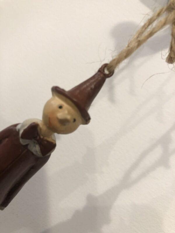Pendente Pinocchio Marionetta – Piccolo