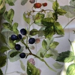 Tovaglia cotone 140×300 – Frutti di bosco