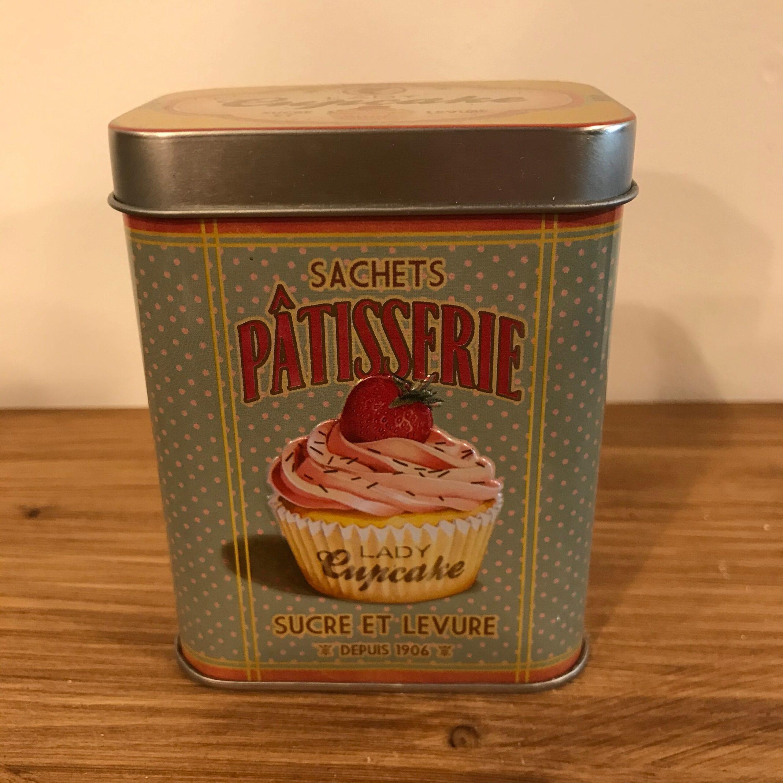 Piccola Scatola porta oggetti – Lady Cupcake