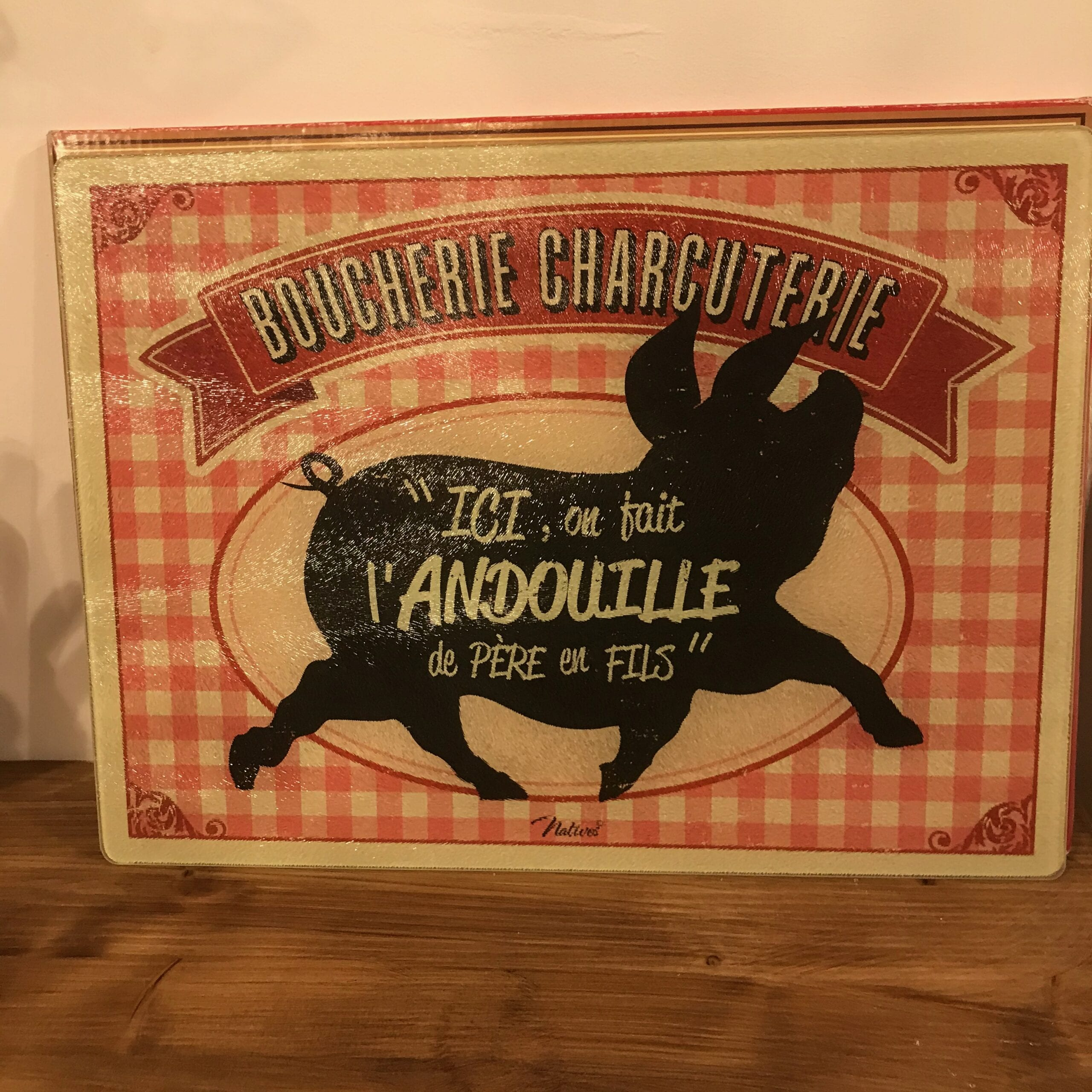 Tagliere da cucina – L'Andouille
