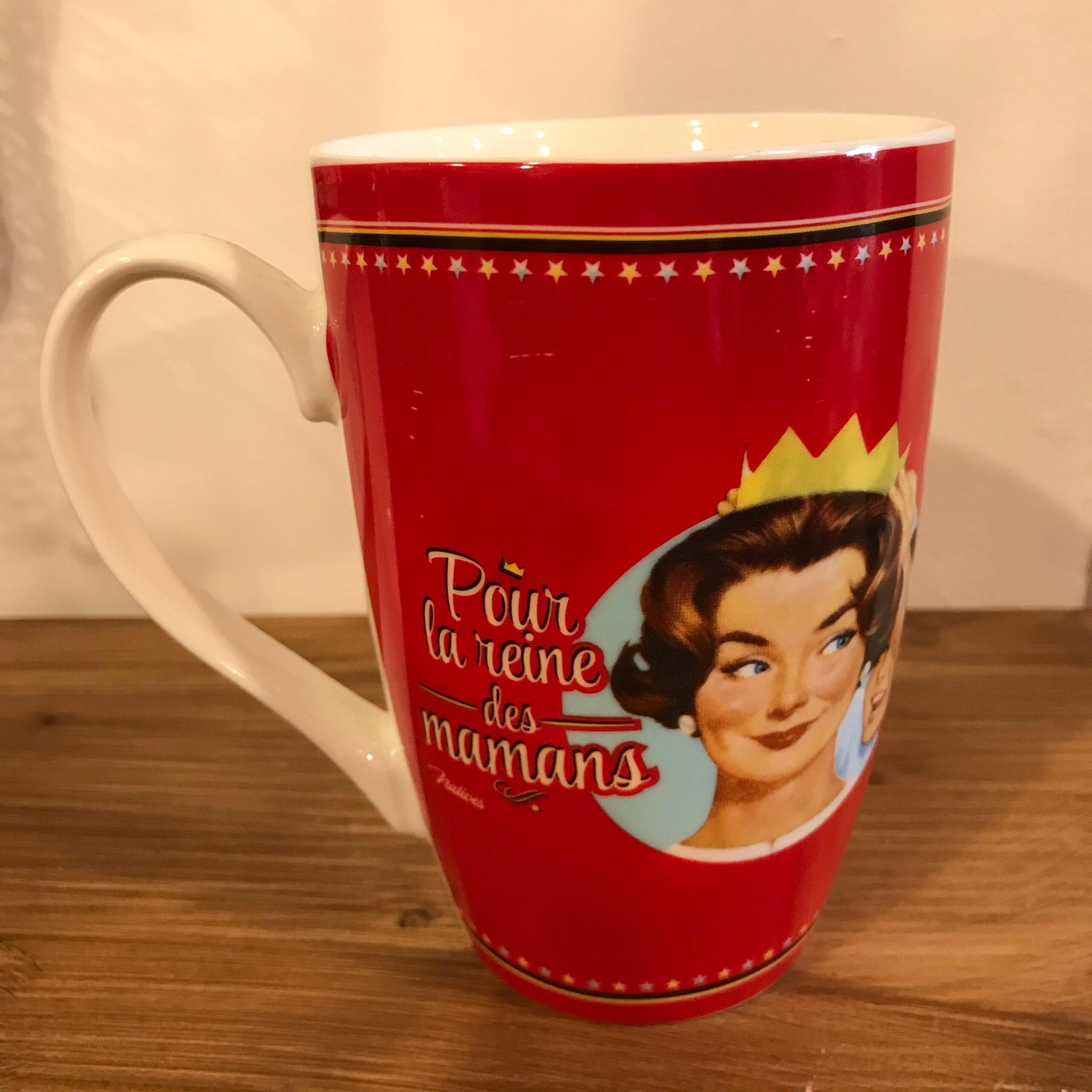 Tazza Decorata – Pour la reine des mamans