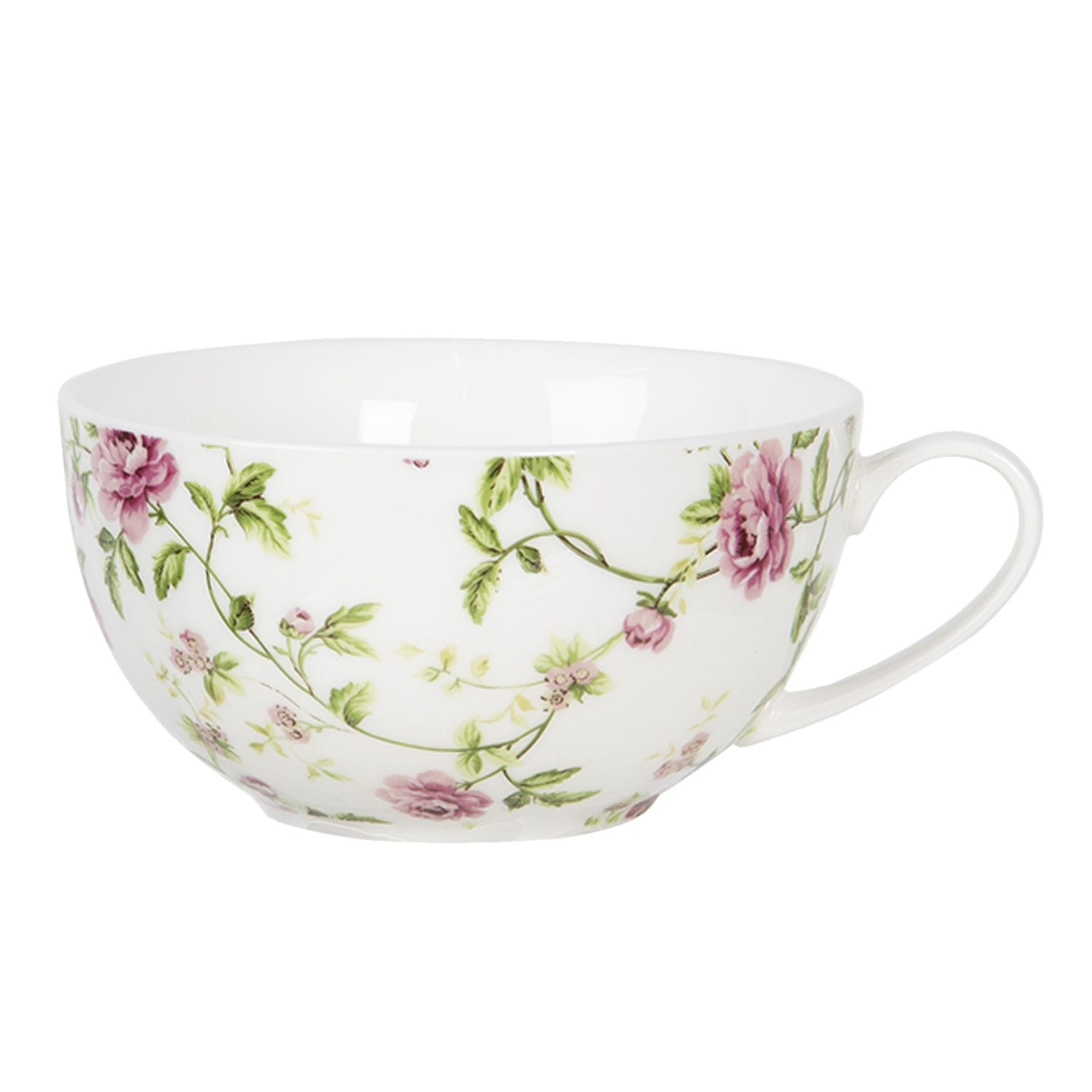 Set per té porcellana – Piccole roselline