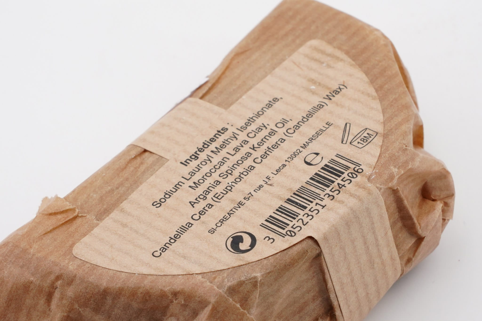 Shampoo solido 100% naturale – 70g